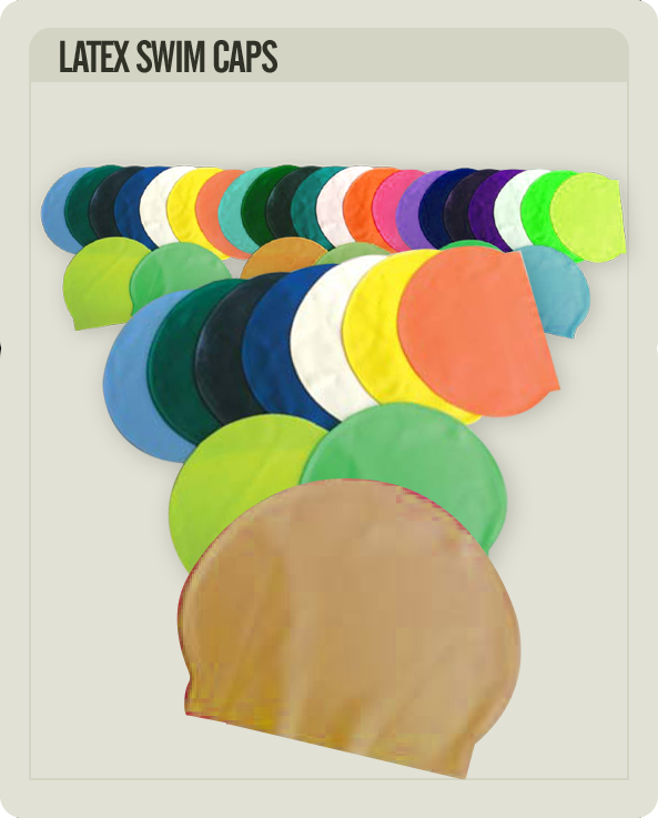 customized swim caps